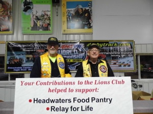 Lions Club - Making a Difference