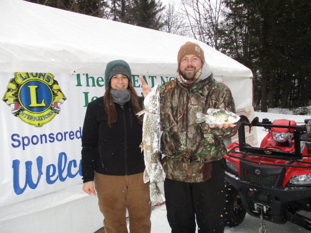 Lac Vieux Desert Ice Fishing Tournament